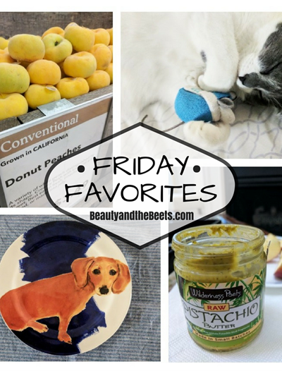 Friday Favorites #89 Beauty and the Beets