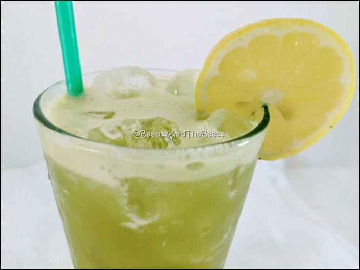 Starbucks Matcha Lemonade Copycat Beauty and the Beets (7)