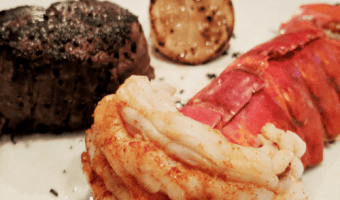 Fleming's Prime Steakhouse for Father's Day
