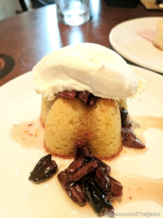 Olive Oil Cake Wine Bar George Beauty and the Beets