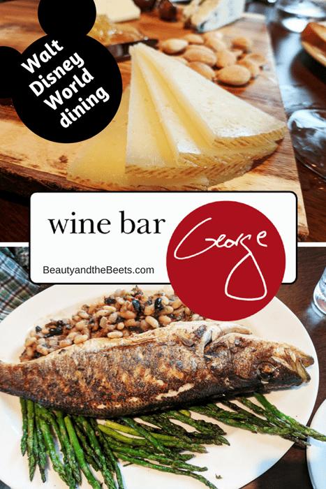Wine Bar George Walt Disney World Beauty and the Beets (2)