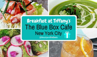 I had Breakfast at Tiffany's – The Blue Box Cafe