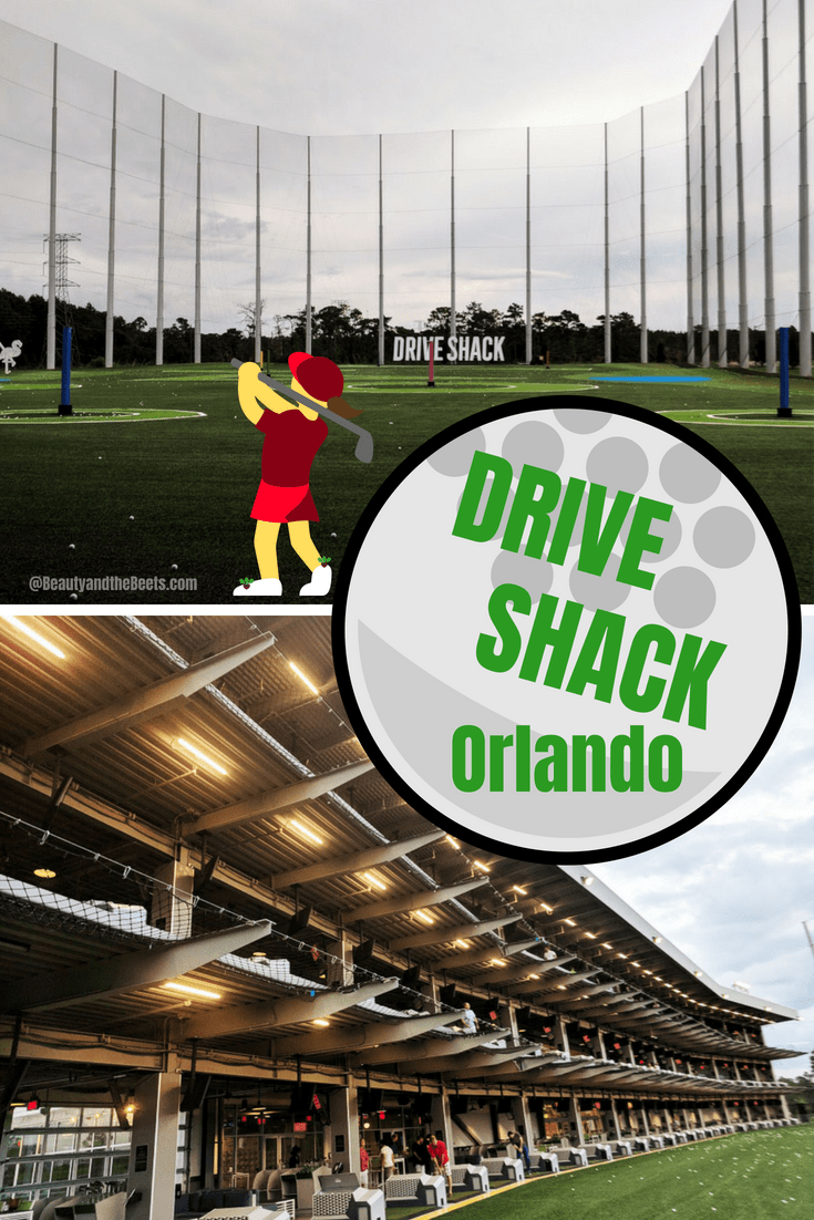Drive Shack in Orlando is a great way to spend a date night or  a family night away from the theme parks in Orlando. #driveshack