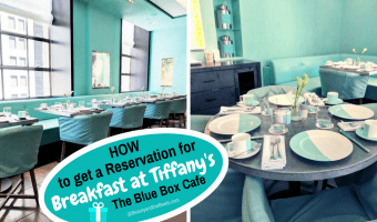 How to get a Reservation for Breakfast at Tiffany's