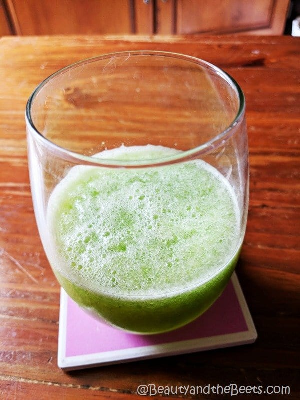 Celery Juice Beauty and the Beets