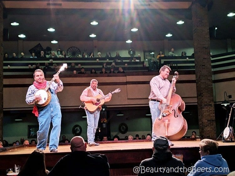 Dolly Parton's Stampede Branson Beauty and the Beets (6)