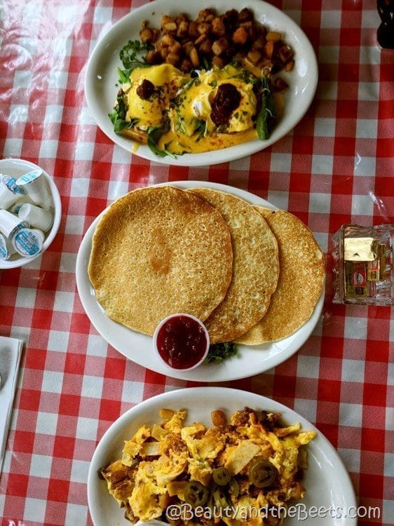Jailhouse Cafe Moab breakfast Beauty and the Beets