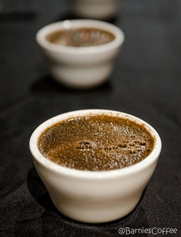 Barnies Coffee Cupping Beauty and the Beets