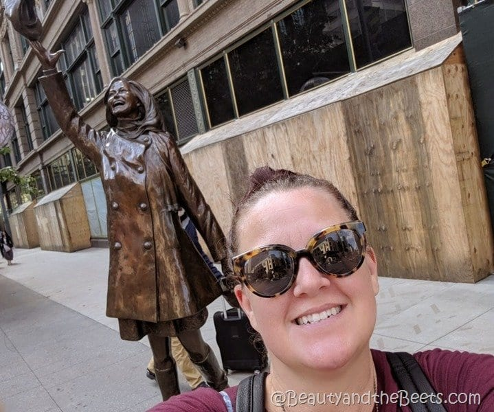 Beauty and the Beets Minneapolis Mary Tyler Moore