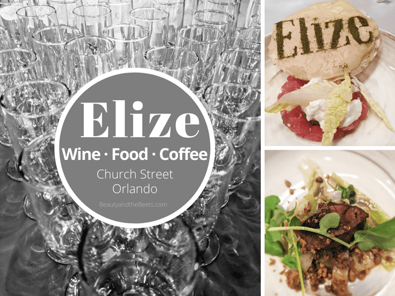 Elize Wine Food Coffee Beauty and the Beets