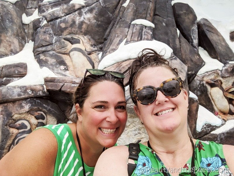 Sea World Orlando Project Niki Beauty and the Beets