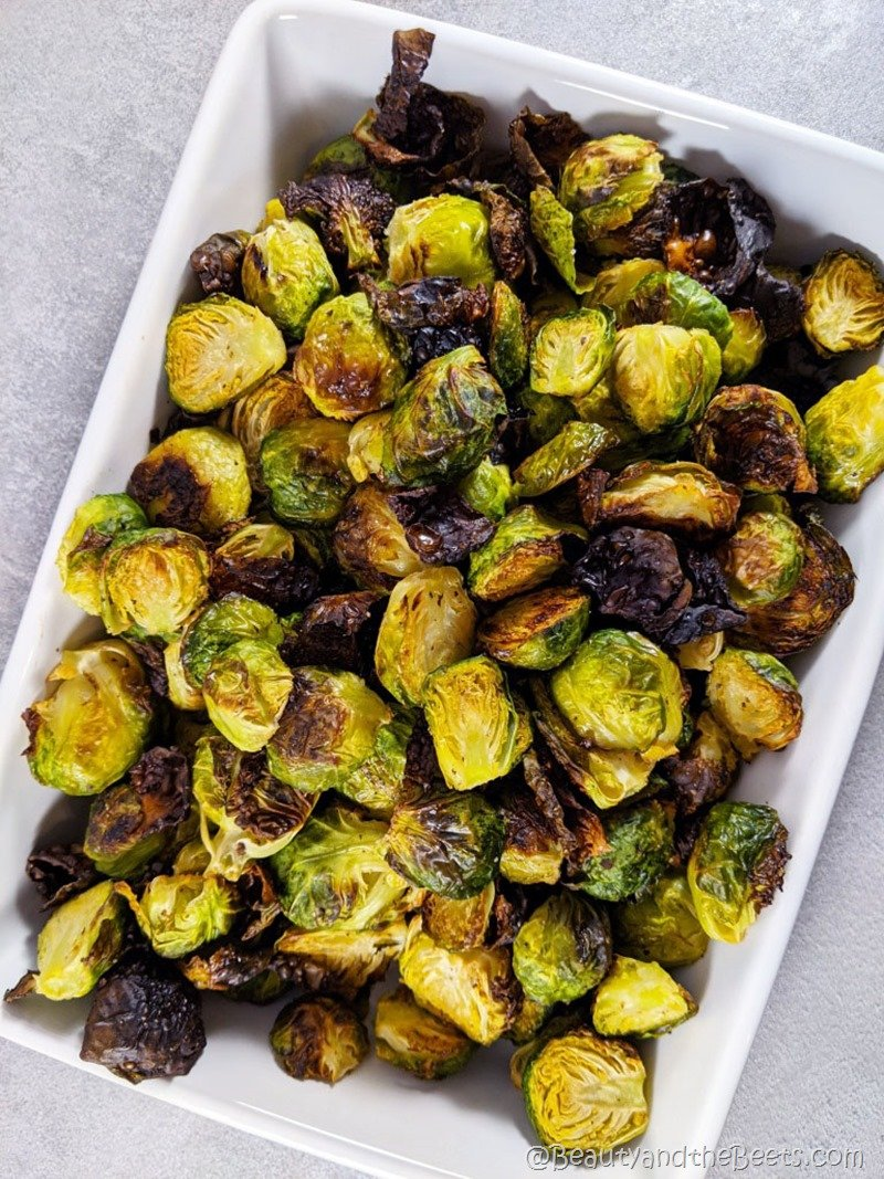 How to Roast Brussels Sprouts like a Boss Beauty and the Beets