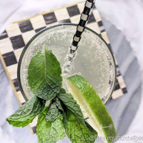 Cool Lime Refresher a la Starbucks Recipe