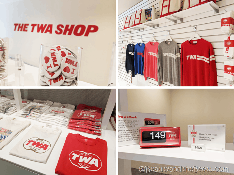 The TWA Shop TWA Hotel Beauty and the Beets