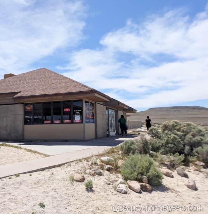 Antelope Island Restaurant Utah Beauty and the Beets