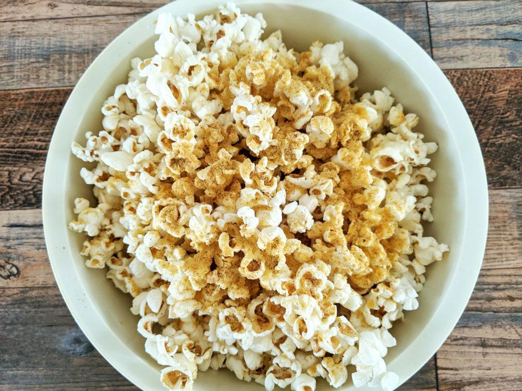 nacho popcorn seasoning