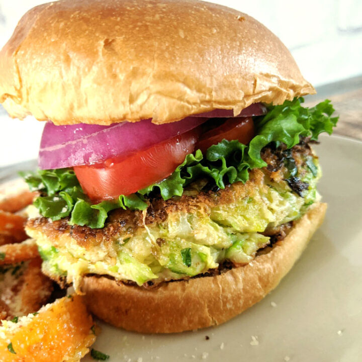 Brussels Sprouts Burgers